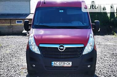 Opel Movano пасс. 2014 в Луцке