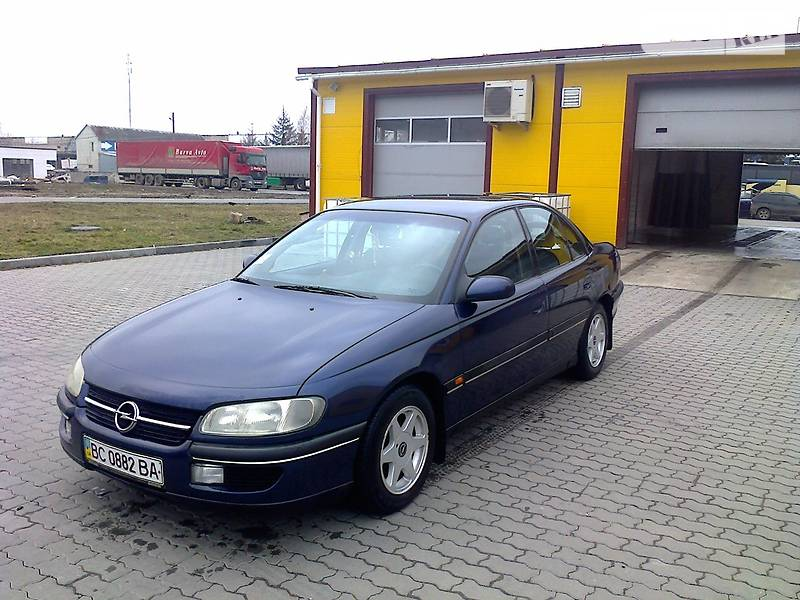 Opel Omega 1996 в Львове