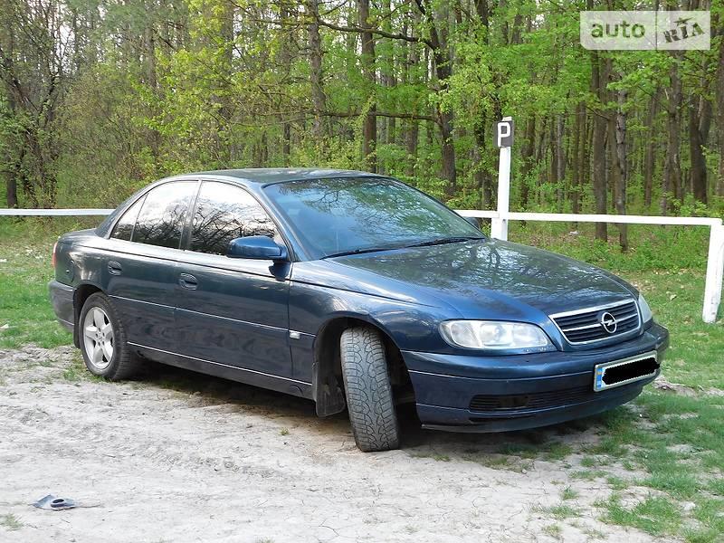 Opel Omega 2001 в Хотине