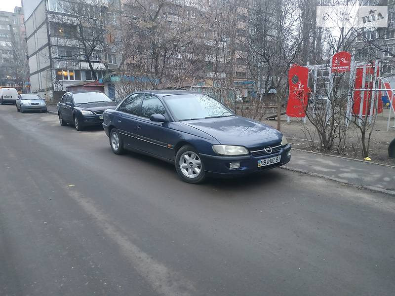 Opel Omega 1995 року в Миколаїві
