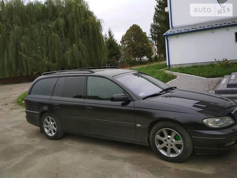 Унiверсал Opel Omega 2003 в Бориславі