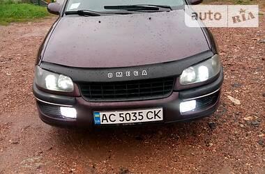 Opel Omega 1994 в Нововолынске