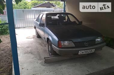 Opel Rekord 1986 в Виннице
