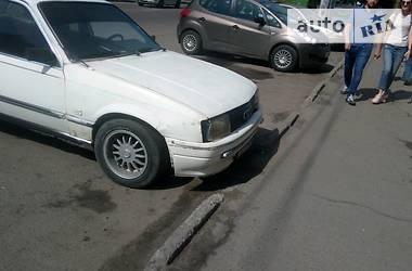 Opel Rekord 1984 в Львове