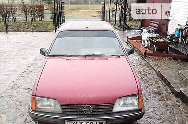 Opel Rekord 1986 в Верховине