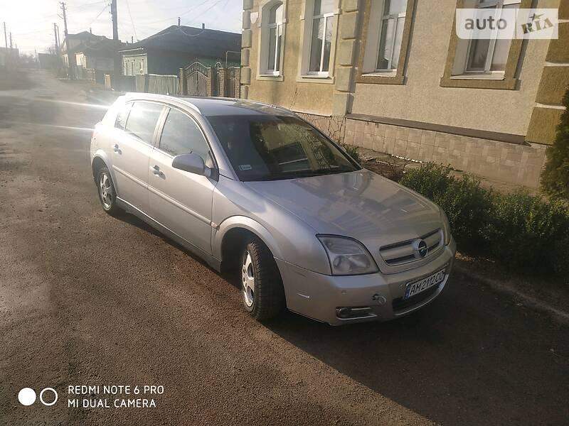 Opel Signum 2003 в Овруче