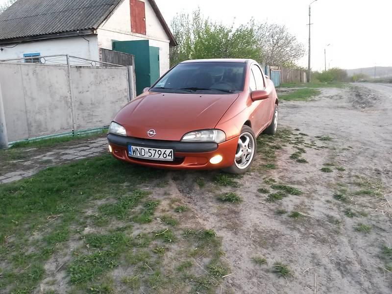 Opel Tigra 1995 в Лысянке