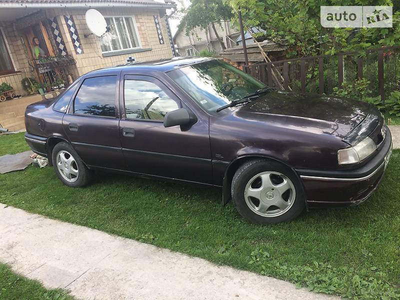 Opel Vectra 1993 року