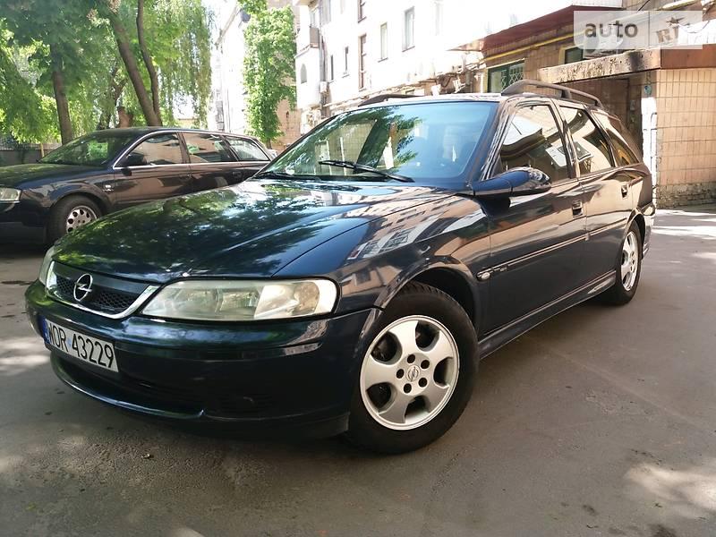 Opel Vectra B 1999 в Ковеле