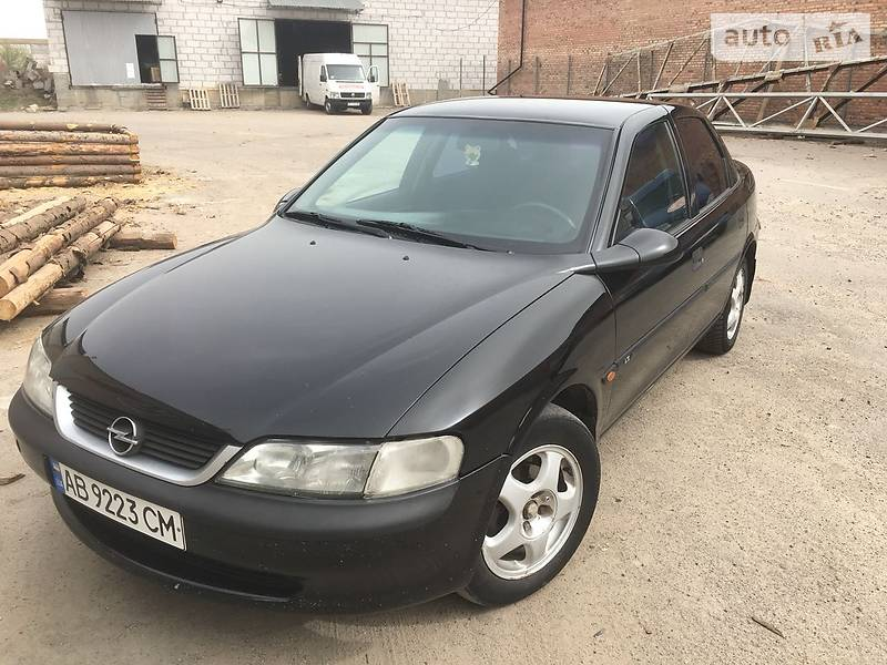Opel Vectra B 1998 в Виннице