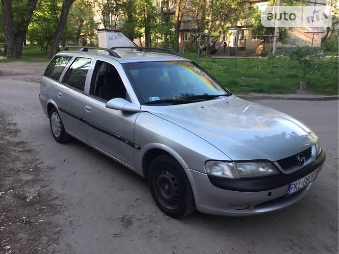 Opel Vectra B 1997 в Каменском