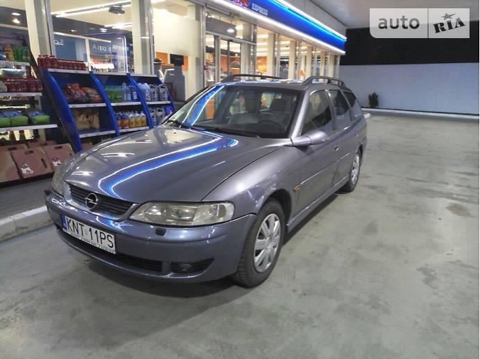 Opel Vectra B 2001 года в Киеве