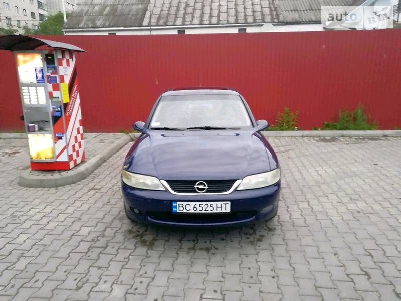 Opel Vectra B 1999 в Львове