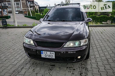 Opel Vectra B 2002 в Черновцах