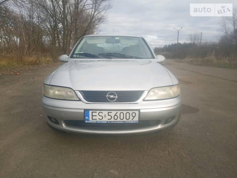 Opel Vectra B 2000 в Жидачове