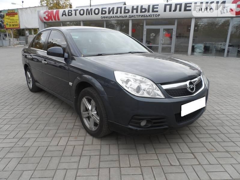 Opel Vectra 2007 года