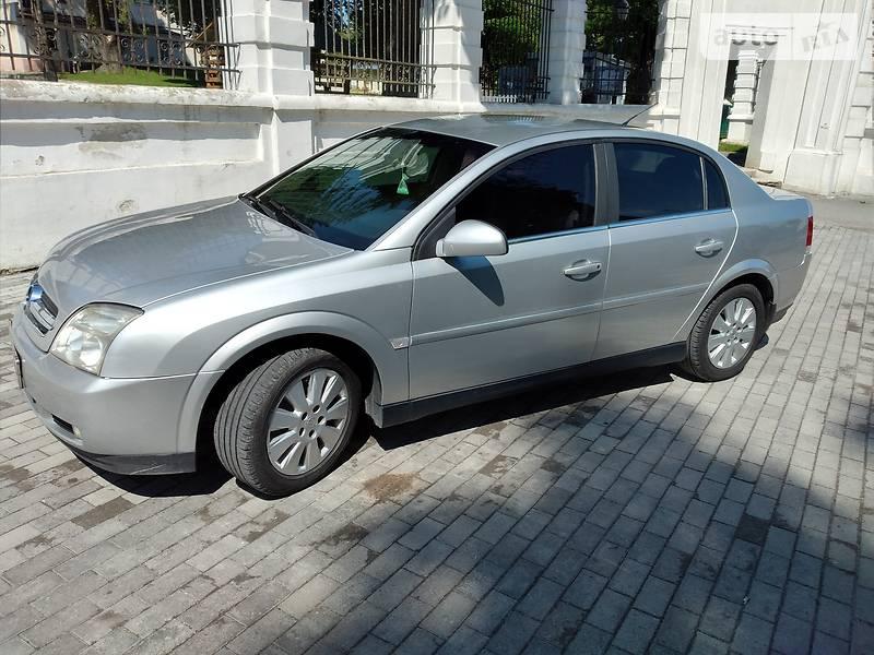 Седан Opel Vectra C 2004 в Кременце