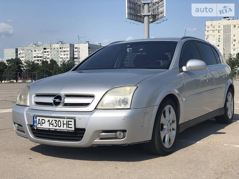 Хэтчбек Opel Vectra C 2003 в Запорожье