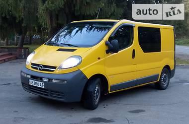 Opel Vivaro груз.-пасс. 2004 в Виннице
