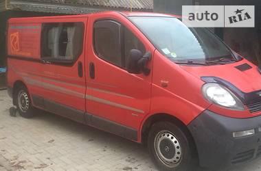 Opel Vivaro груз.-пасс. 2003 в Тростянце