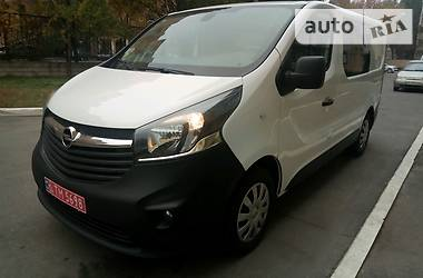 Opel Vivaro груз.-пасс. 2015 в Харькове