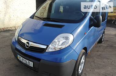 Opel Vivaro груз.-пасс. 2007 в Луцке