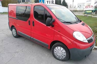 Opel Vivaro груз.-пасс. 2008 в Васильевке
