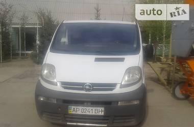 Opel Vivaro груз. 2003 в Запорожье