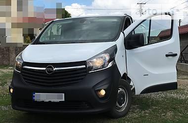 Opel Vivaro груз. 2015 в Ужгороде