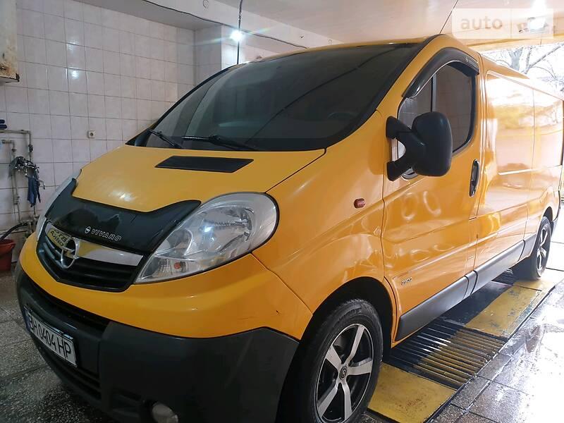 Opel Vivaro груз. 2011 в Белгороде-Днестровском