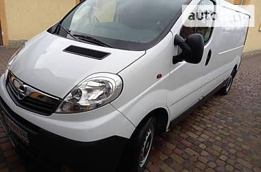 Opel Vivaro груз. 2013 в Червонограде