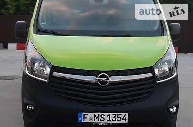Легковой фургон (до 1,5 т) Opel Vivaro груз. 2016 в Бердичеве