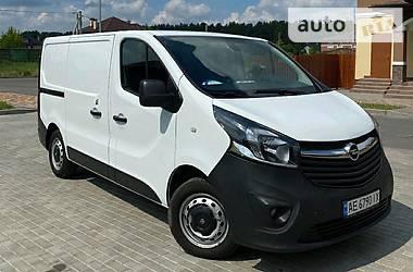 Легковий фургон (до 1,5т) Opel Vivaro груз. 2016 в Києві
