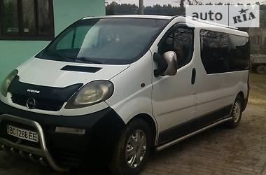 Opel Vivaro пасс. 2003 в Золочеве
