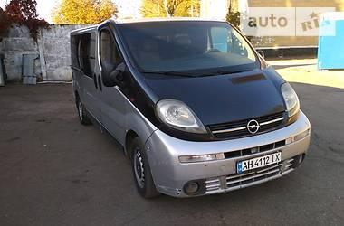Opel Vivaro пасс. 2003 в Донецке