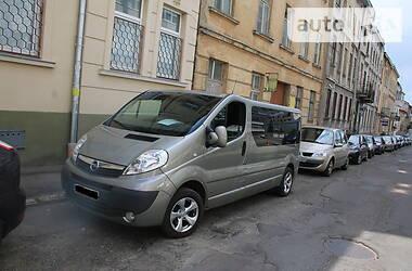 Opel Vivaro пасс. 2013 в Львове