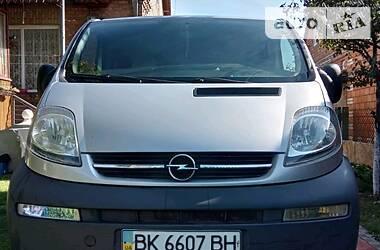 Opel Vivaro пасс. 2006 в Ровно