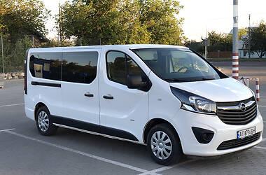 Opel Vivaro пасс. 2017 в Калуше