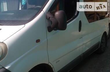 Минивэн Opel Vivaro пасс. 2001 в Моршине