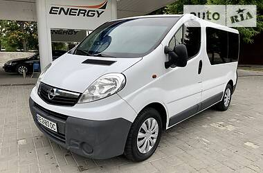 Opel Vivaro пасс. 2010 в Днепре