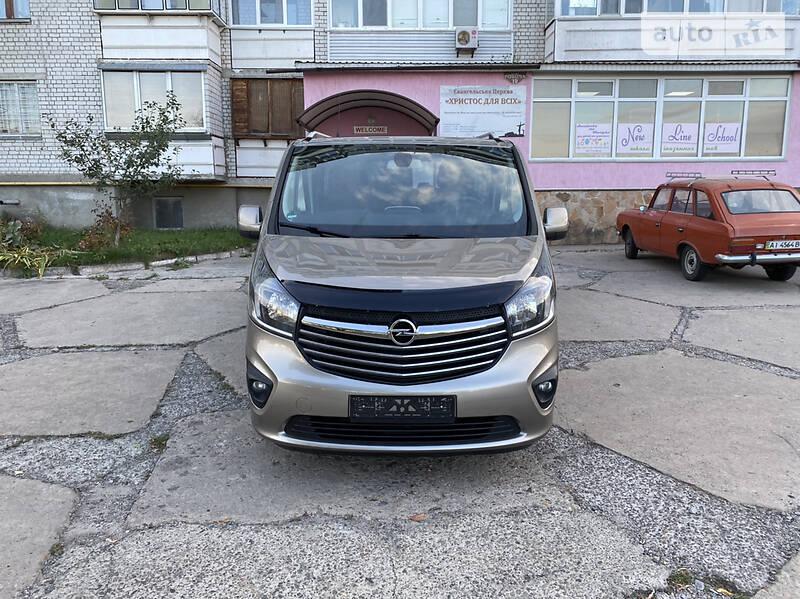 Opel Vivaro пасс. 2016 в Києві