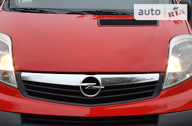 Opel Vivaro пасс. 2008 в Запорожье
