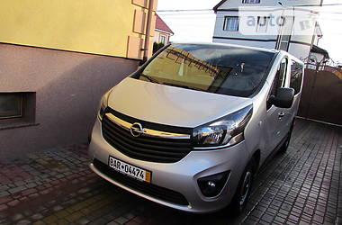 Opel Vivaro пасс. 2015 в Ровно