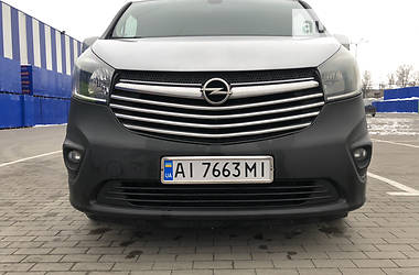 Opel Vivaro пасс. 2015 в Броварах