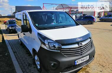 Легковий фургон (до 1,5т) Opel Vivaro пасс. 2015 в Городенці