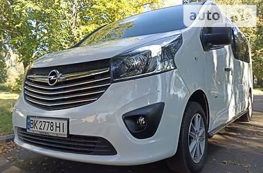 Легковий фургон (до 1,5т) Opel Vivaro пасс. 2016 в Млиніві