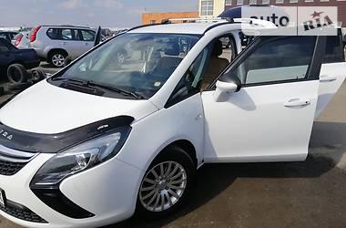 Минивэн Opel Zafira Tourer 2012 в Виннице