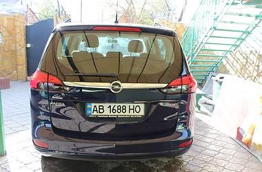 Минивэн Opel Zafira Tourer 2014 в Виннице