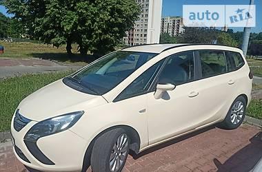 Минивэн Opel Zafira Tourer 2013 в Ровно
