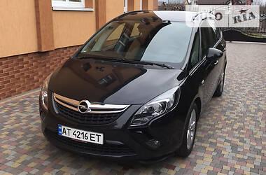 Минивэн Opel Zafira Tourer 2016 в Ивано-Франковске